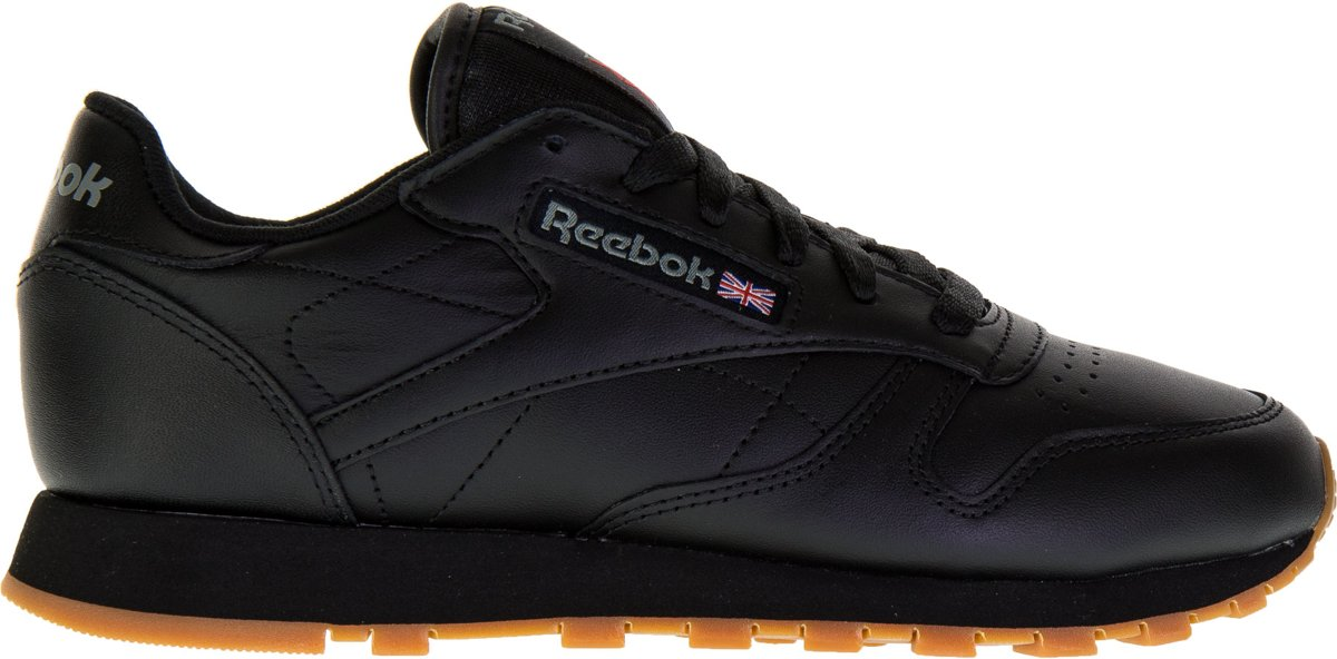 Reebok Classics Leather Sneakers Dames Int Black Maat 38.5