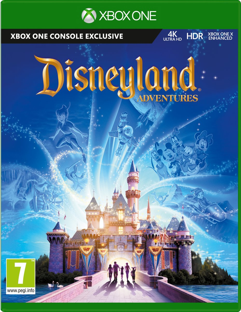 Disney Adventures Definitive Edition Xbox One
