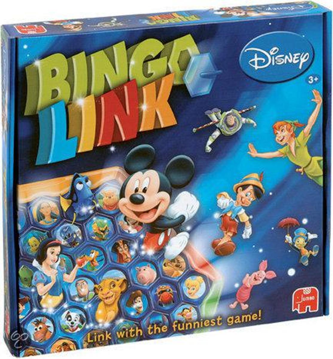 Bingo Link Disney