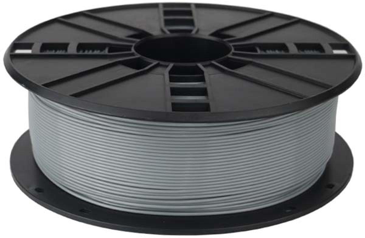 Gembird3 3DP-PETG1.75-01-GR - Filament PETG, 1.75 mm, grijs