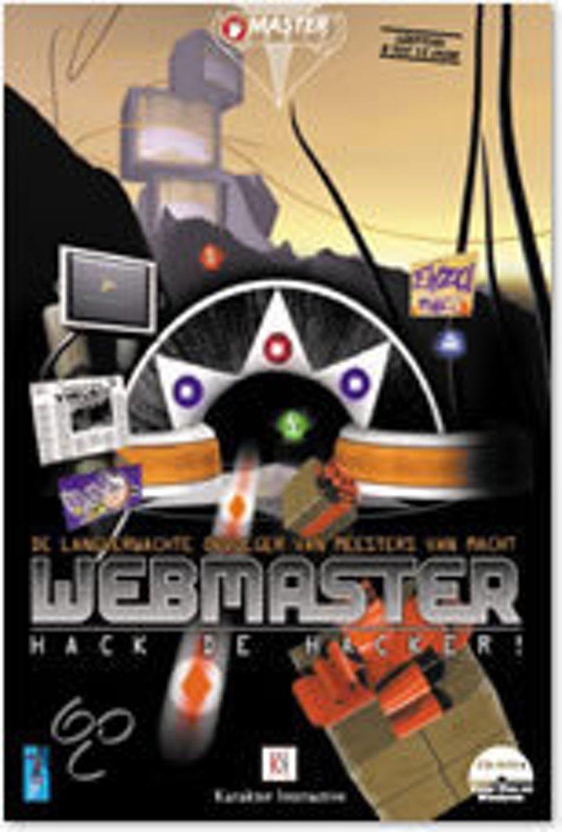 Webmaster cd rom kopen