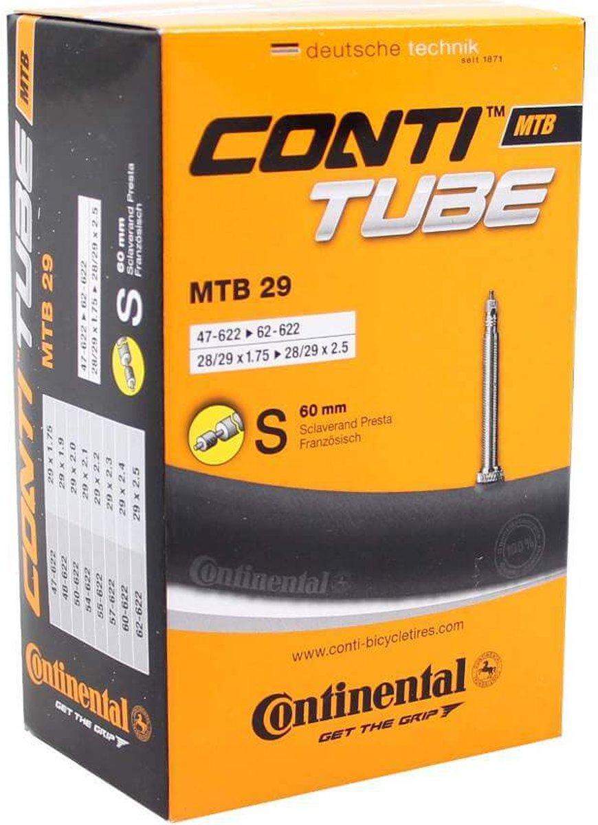 3 x Continental MTB 26 Mountain Bike inner tube 60mm Presta 1.75 to 2.5