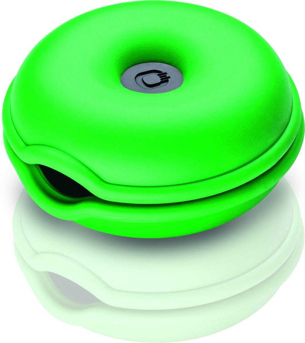 OEHLBACH Easy Case Siliconencase voor in-ear-hoofdtelefoonkabel diameter 4,5 cm groen kopen