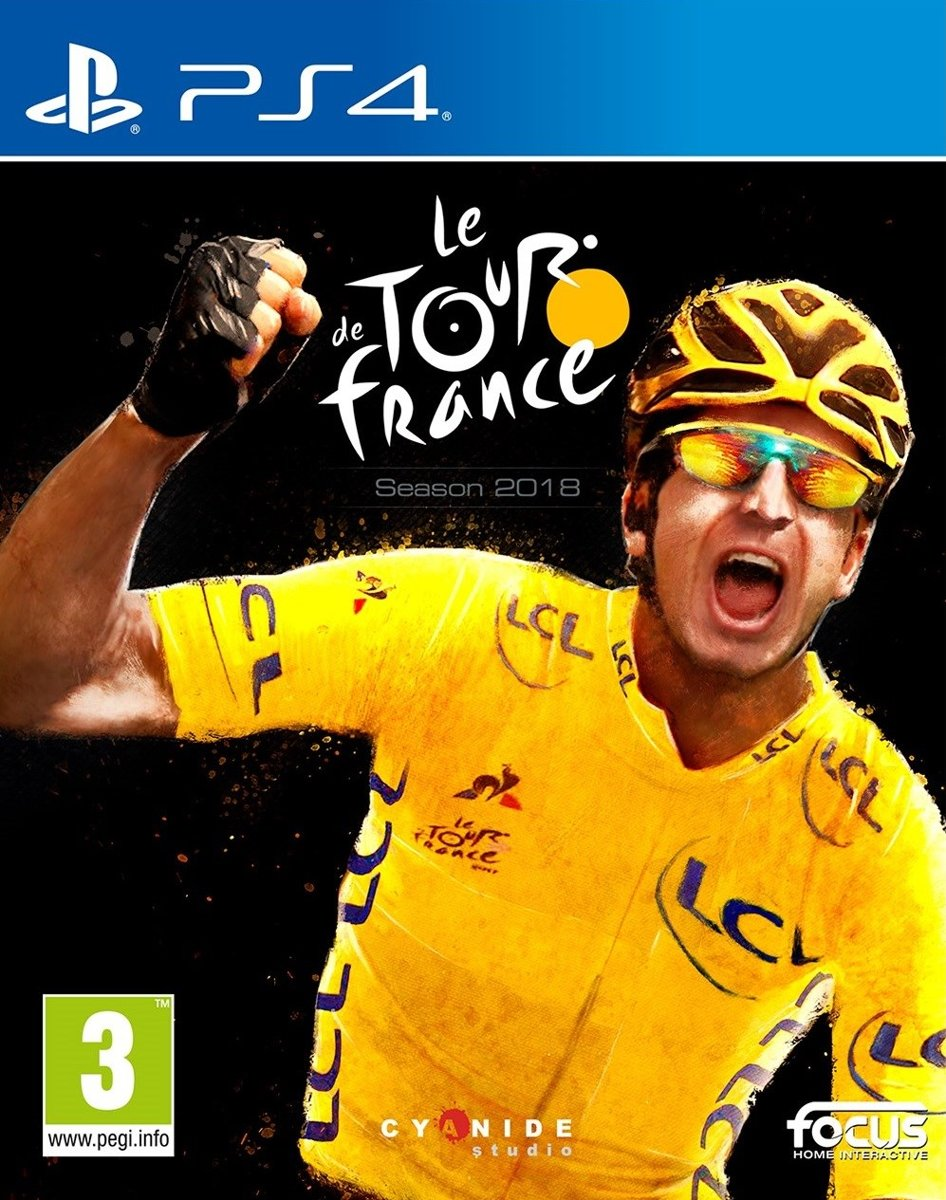 Tour de France 2018 PlayStation 4