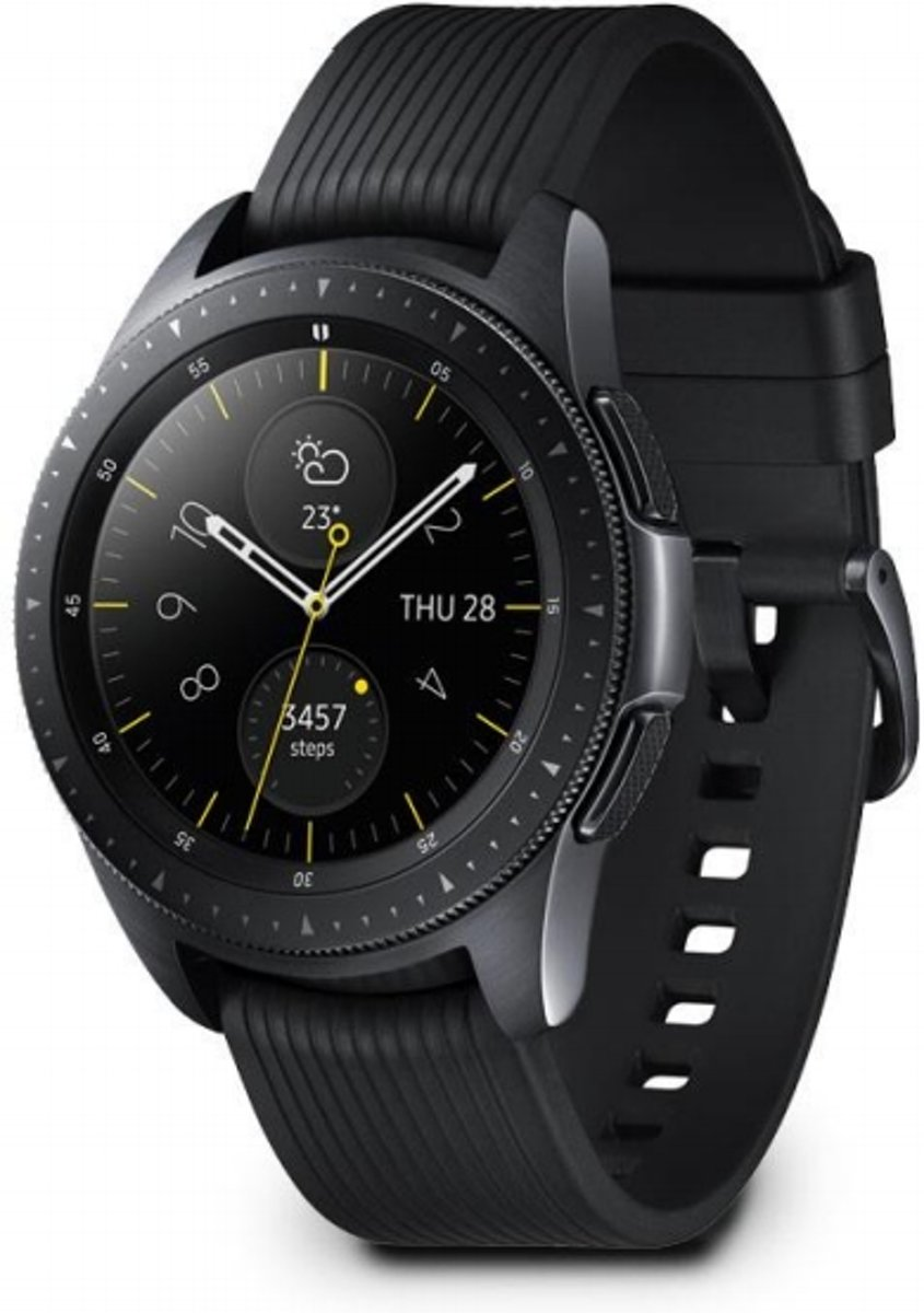 Samsung Galaxy Watch S LTE midnight black kopen