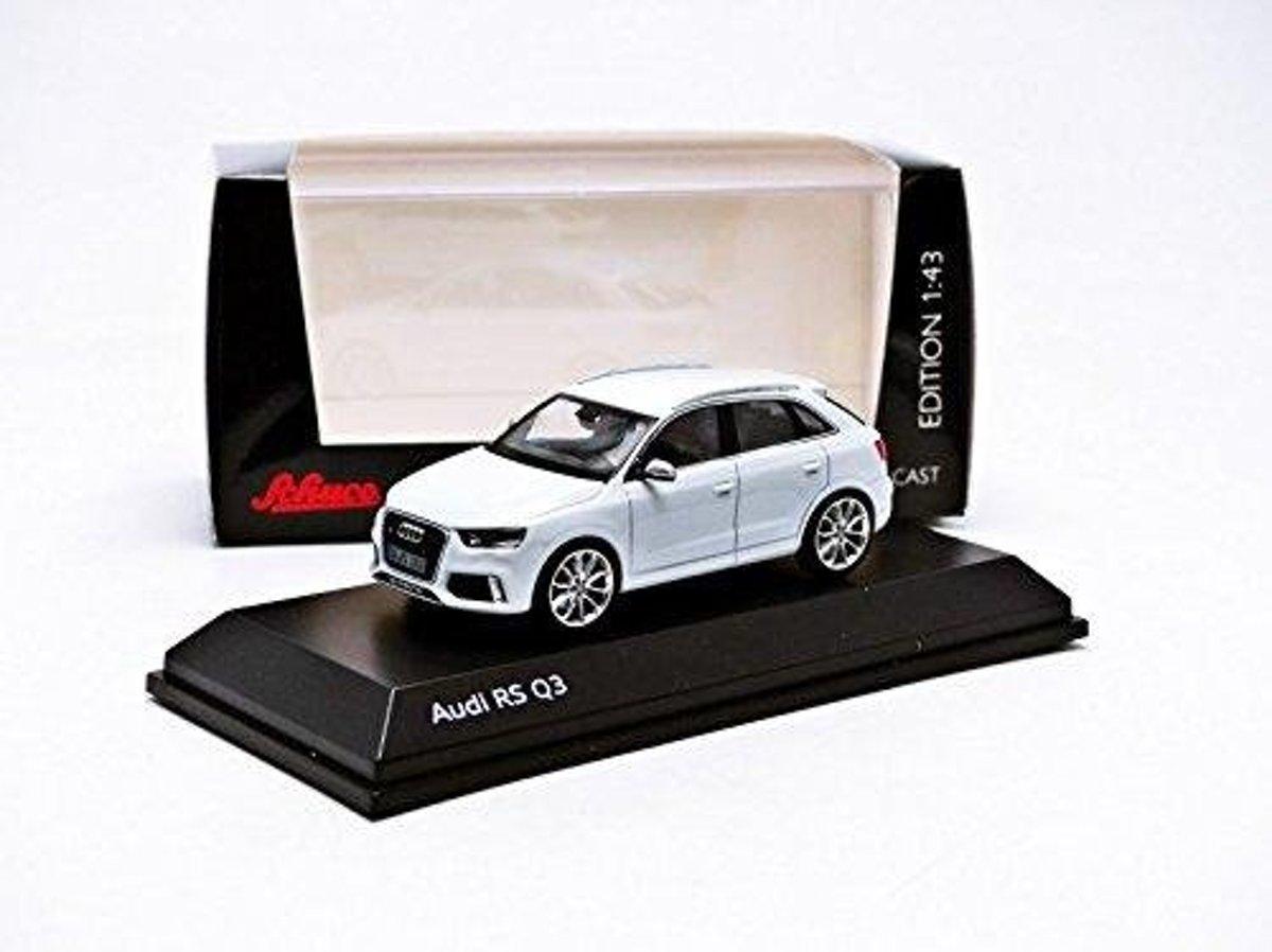 Audi RS Q3 1:43 Dickie Spielzeug GmbH Wit 501.13.136.13