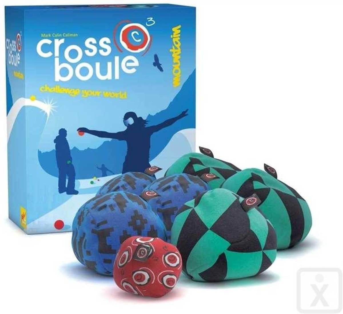 999 Games CrossBoule mountain