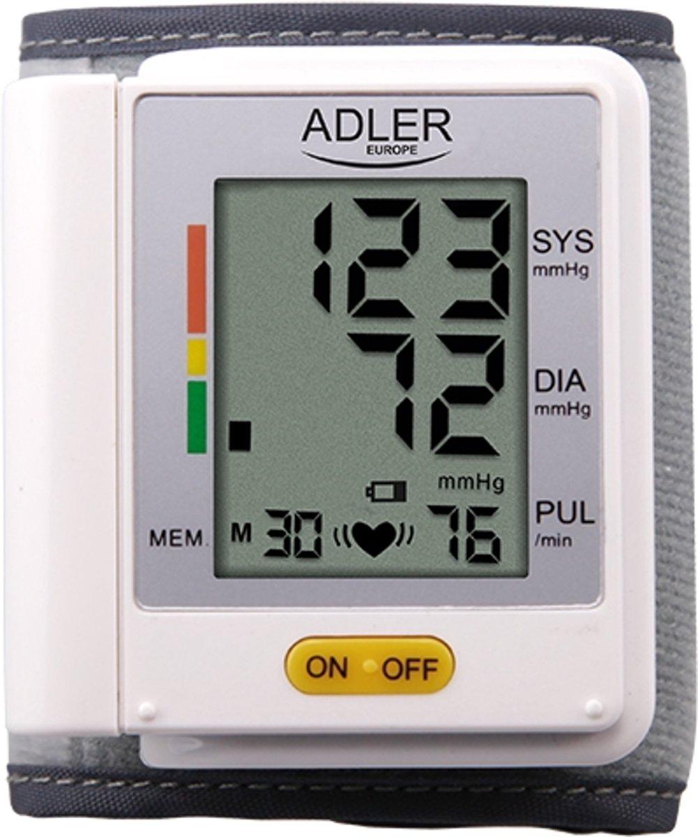 Adler AD 8411 Pols bloeddrukmeter