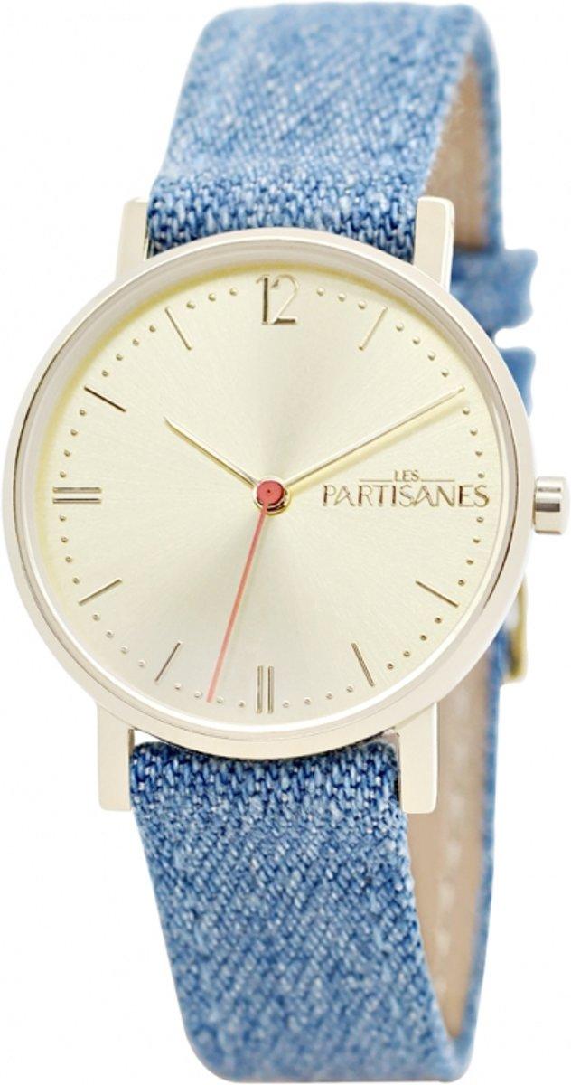 Les Partisanes Audacieuse horloge AUD071 voor €37,50