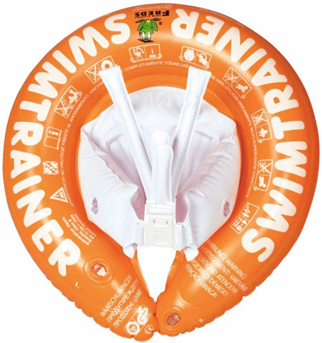 Swimtrainer Classic Oranje 15-30kg