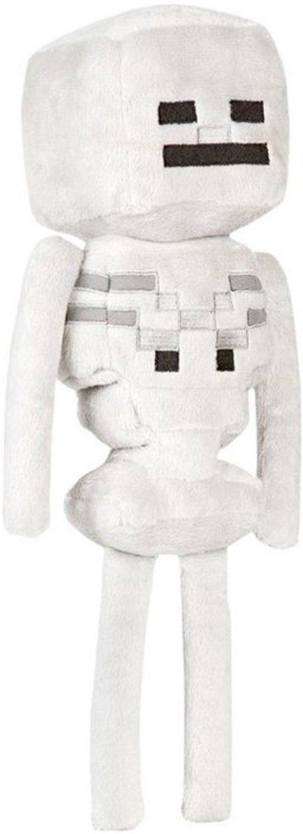 Minecraft Pluche Knuffel - Skeleton 36cm.