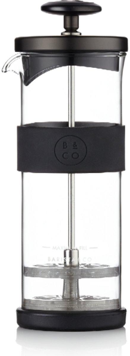 Barista & Co Melkopschuimer - Gunmetal kopen
