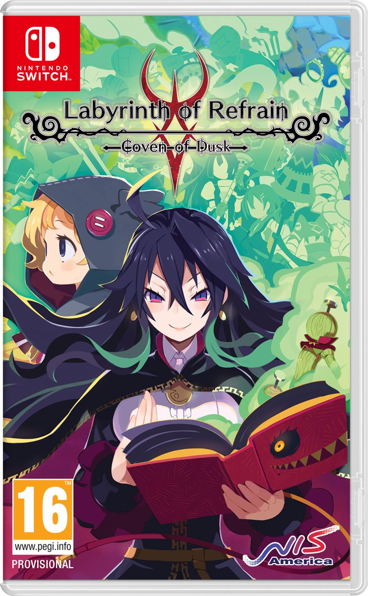 Labyrinth of Refrain Coven of Dusk Switch