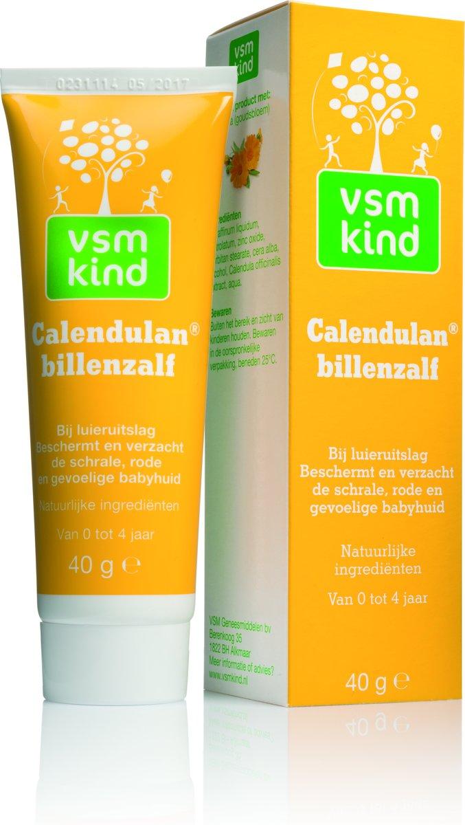 VSM Kind Calendulan billenzalf - 40 gr - Gezondheidsproduct kopen