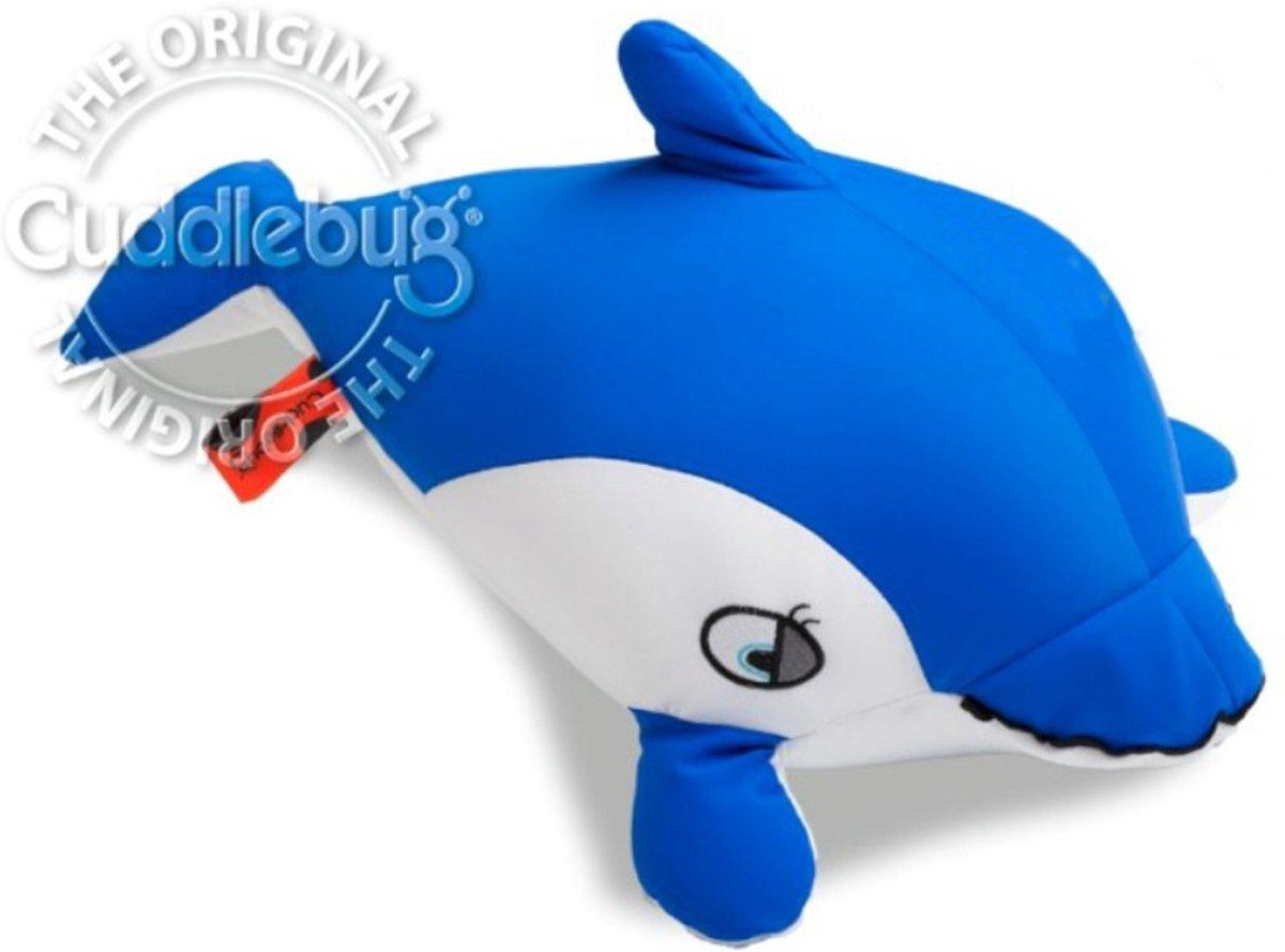 Cuddlebug Dolfijn kussen kopen