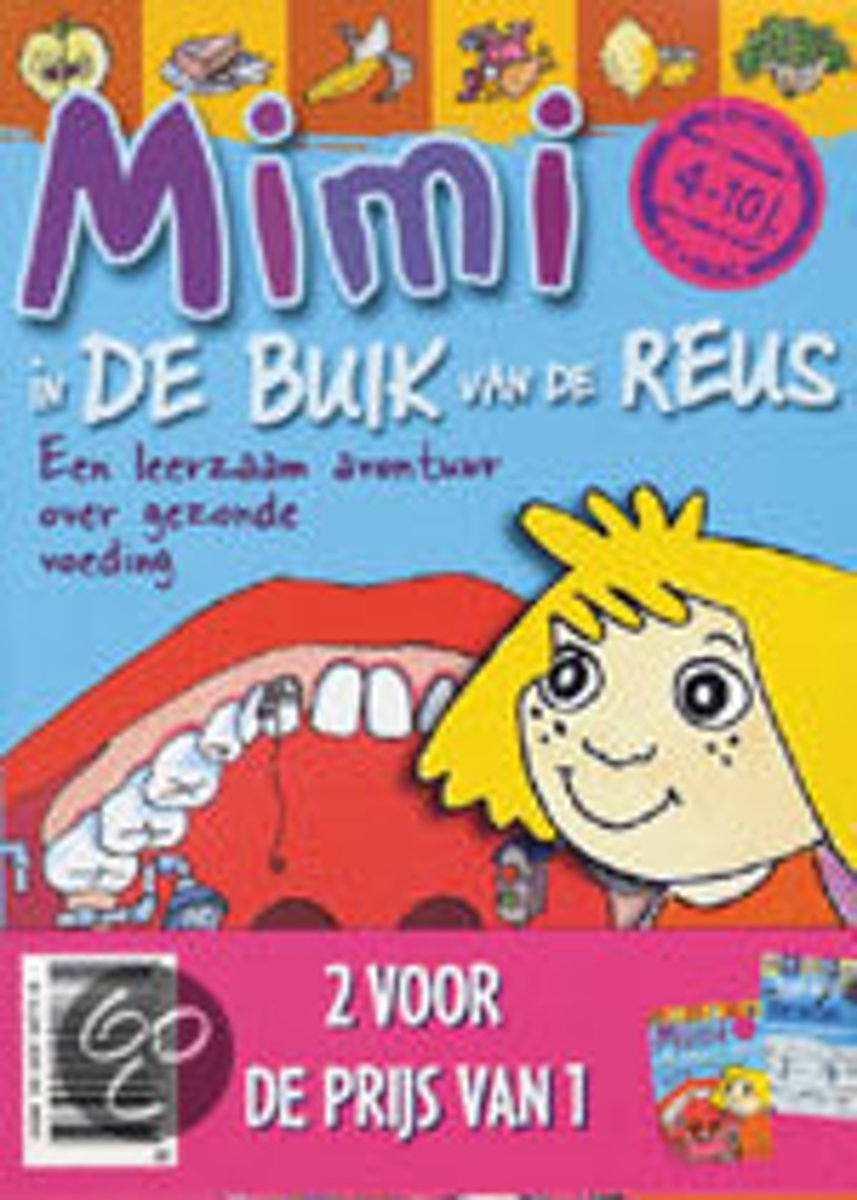 Duo-box Mimi in de buik van de reus + TKKG3: Identikit kopen