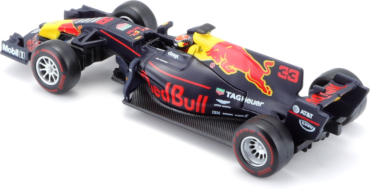 Max Verstappen: scale 1:43 special edition - Inclusief luxe bewaar case