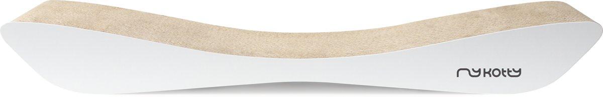 MyKotty TOBI Krabpaal - Wit - 59 x 6,5 cm