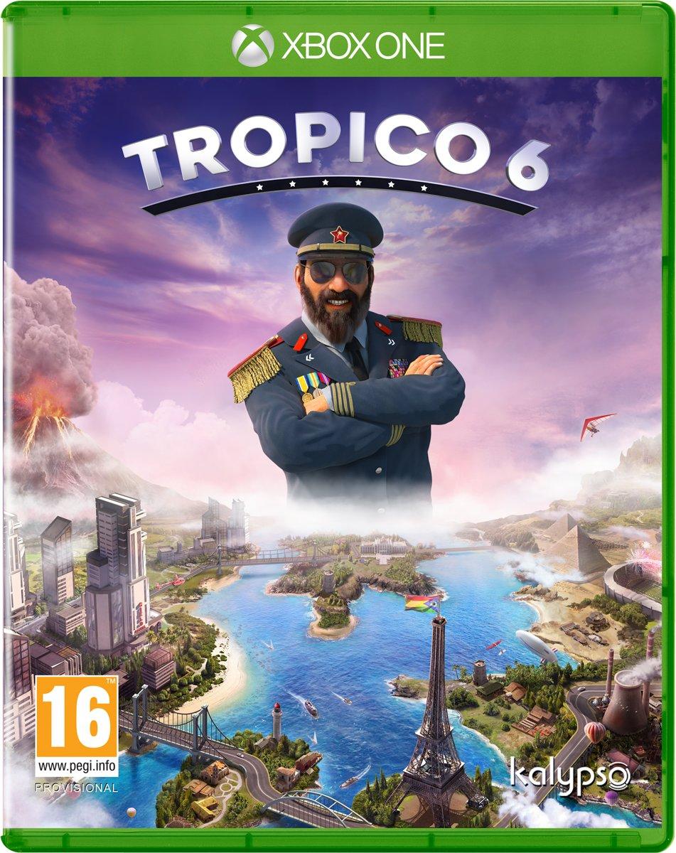 Tropico 6: El Prez Edition Xbox One