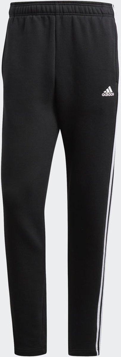 low cost d546f 4b5aa bol.com  adidas Essentials 3Stripes Pant Fleece Joggingbroek Heren - black