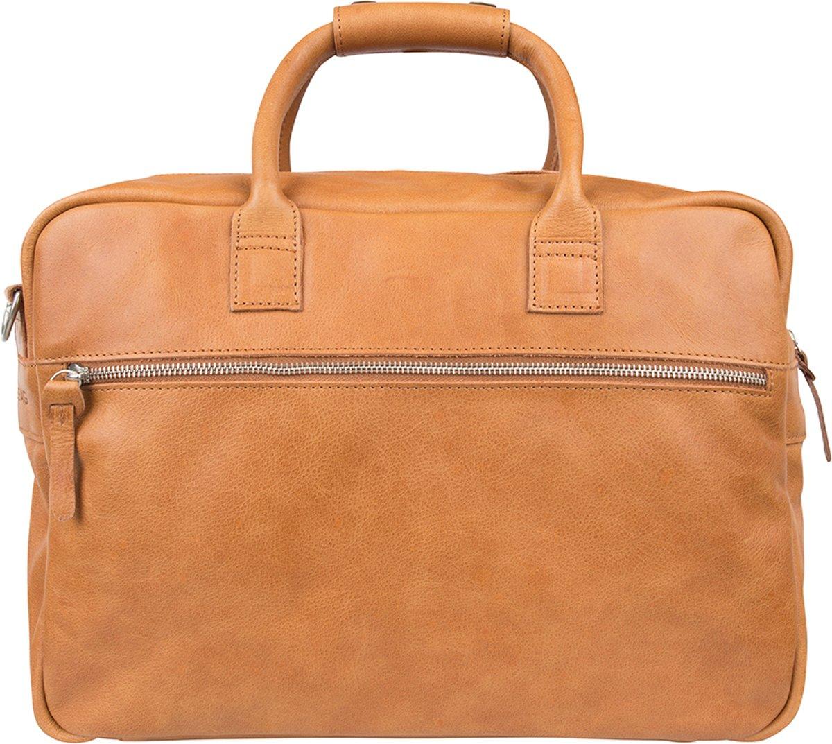 875bf2f2dbd bol.com | Cowboysbag The Bag - Schoudertas - Tobacco