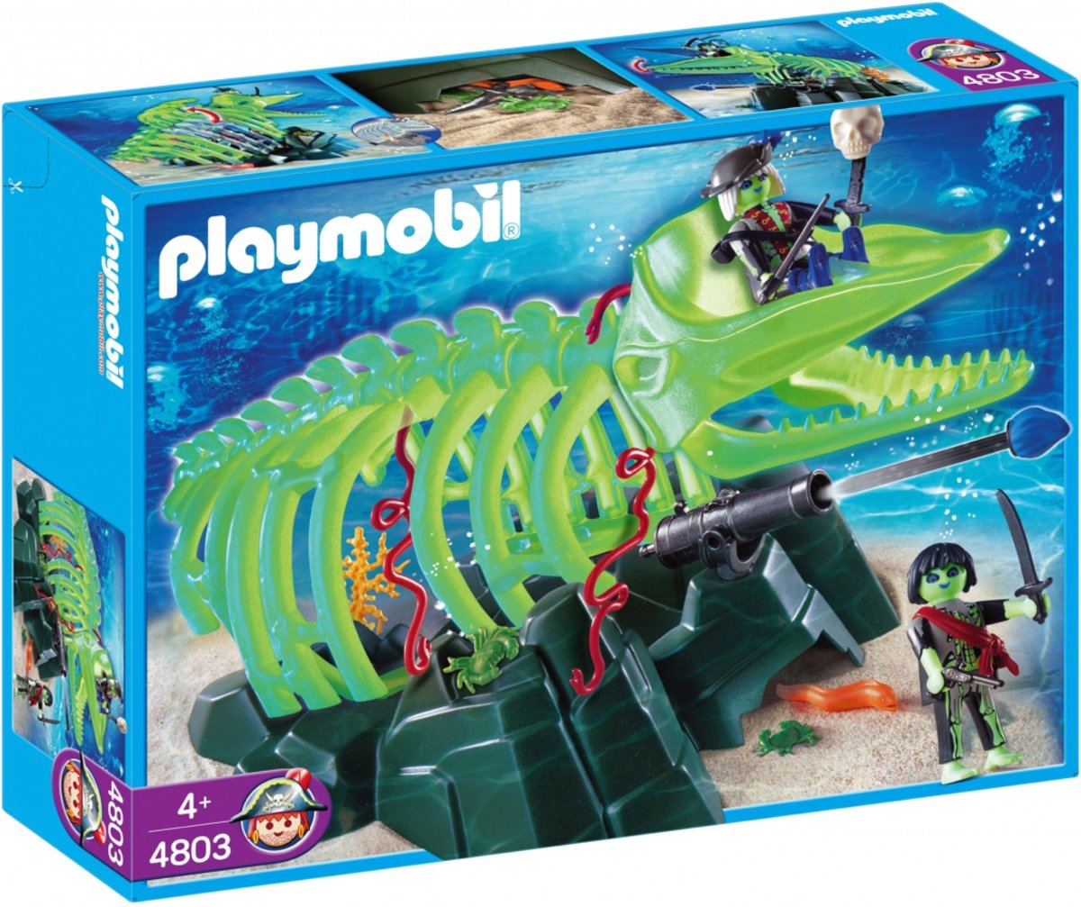 Playmobil Spookvisskelet - 4803