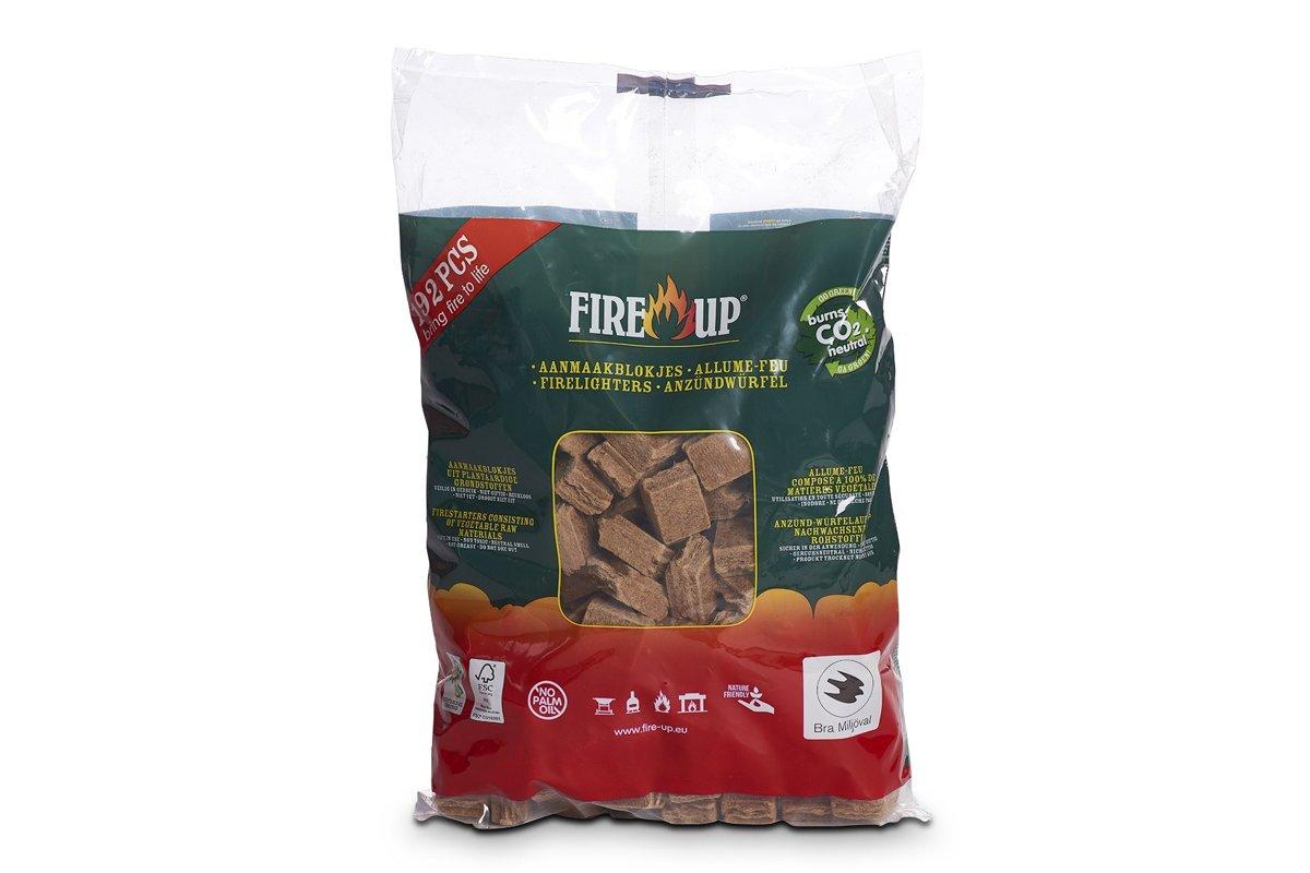 Fire-Up Aanmaakblokjes zak a 192 stuks kopen