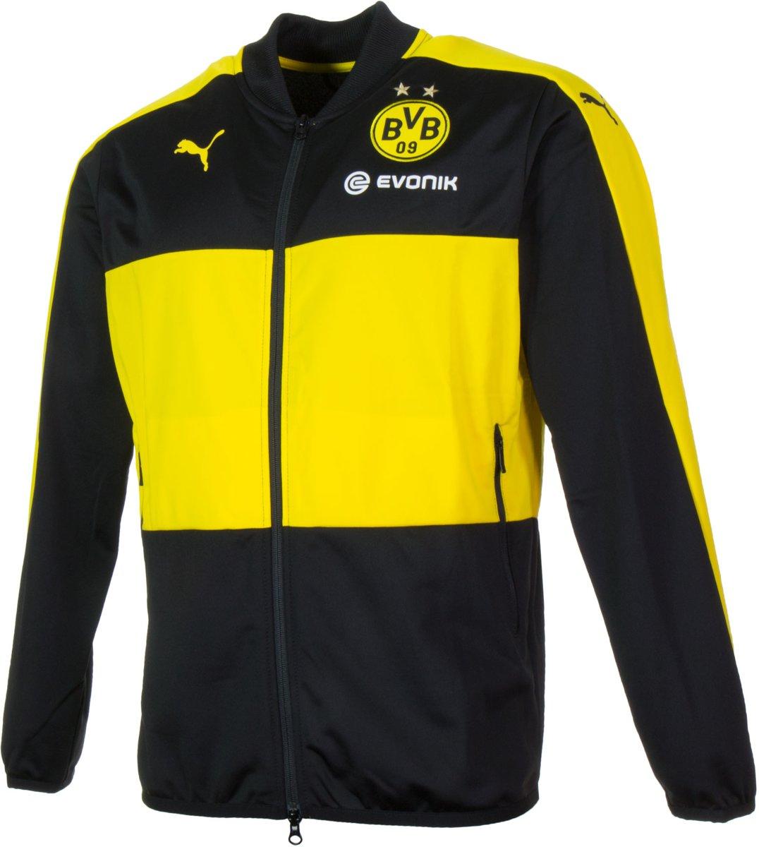 | Puma Borussia Dortmund Trainingsjas Heren