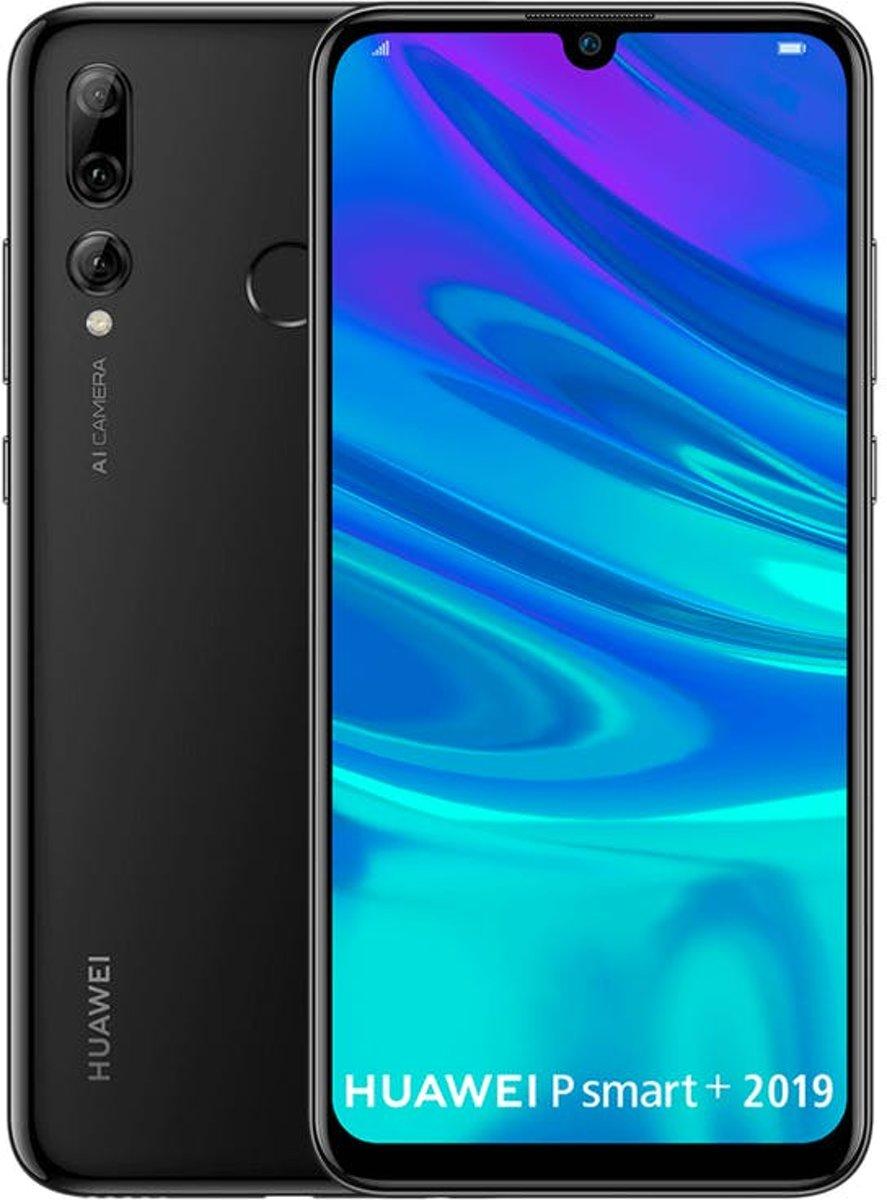 Huawei P smart+ (2019) midnight zwart kopen