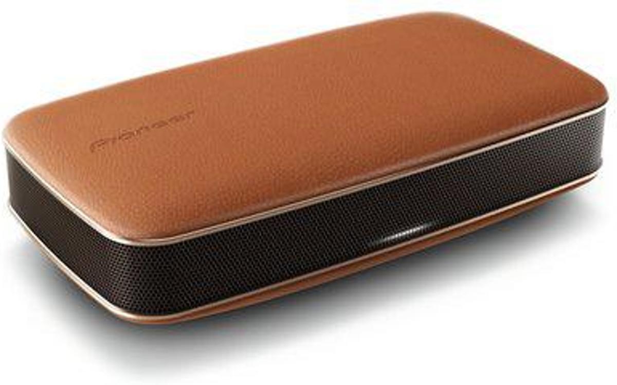 Pioneer XW-LF3-T - Bluetooth speaker - Bruin kopen