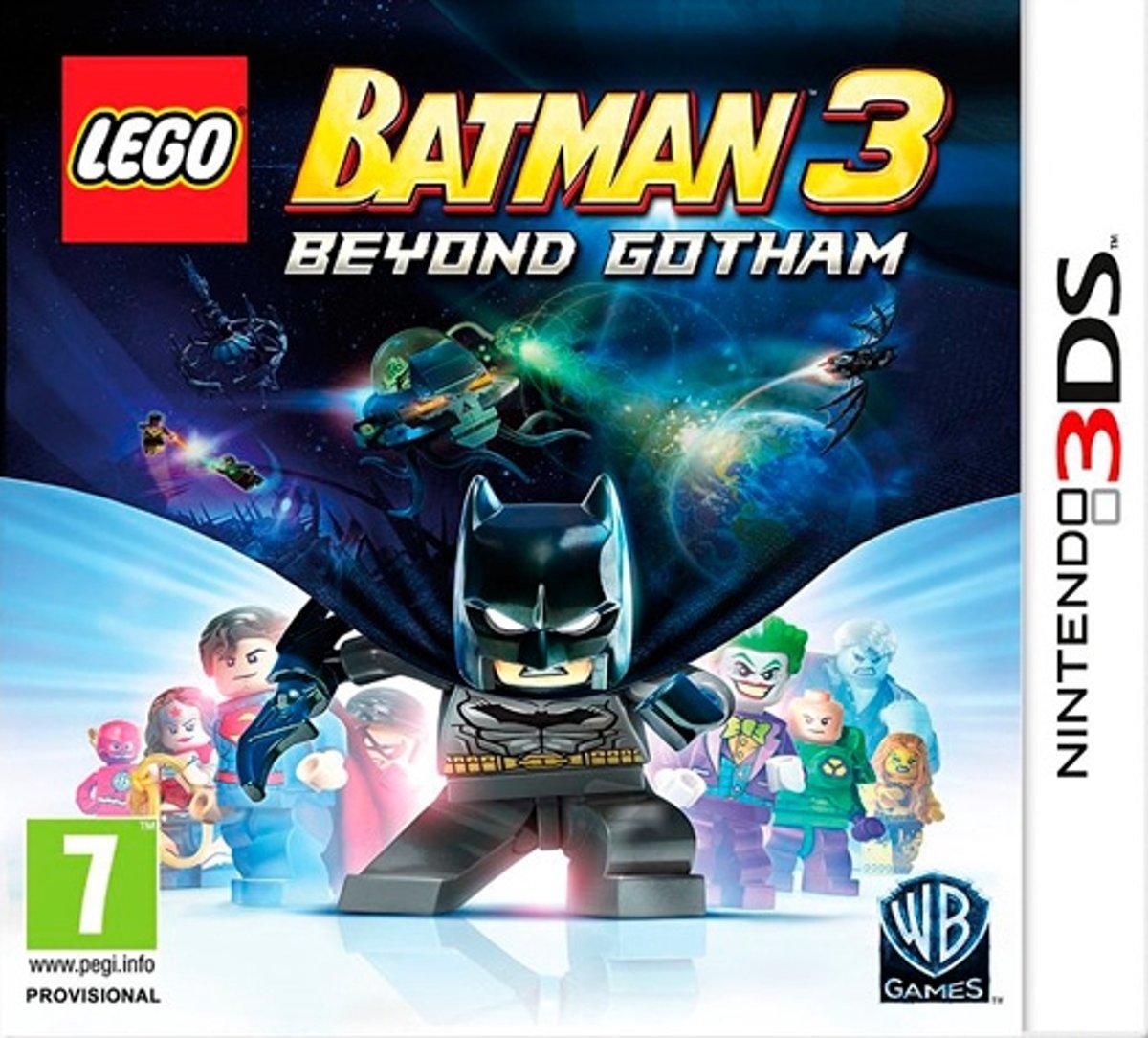 Lego Batman 3: Beyond Gotham /3DS kopen