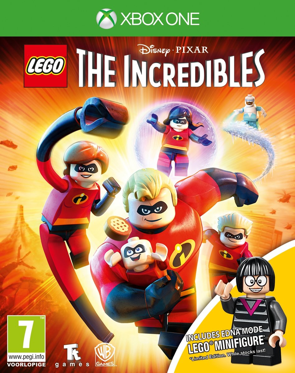LEGO: The Incredibles - Collector's Edition Xbox One