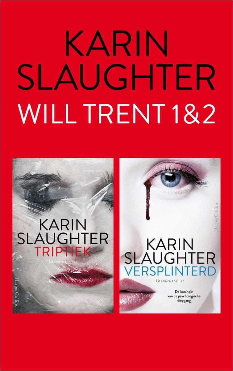 Kaft van e-book Will Trent 1 & 2