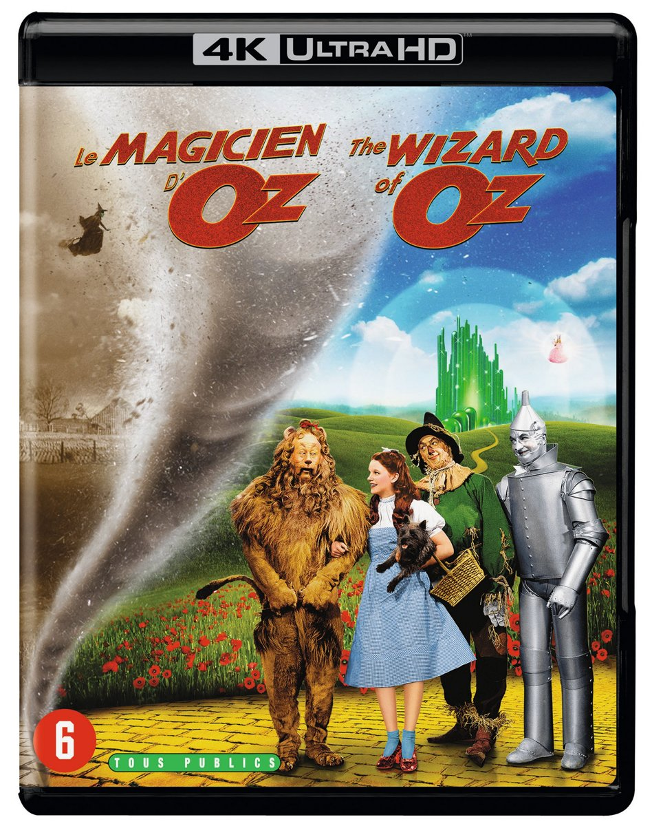 The Wizard Of Oz (4K Ultra HD Blu-ray)-