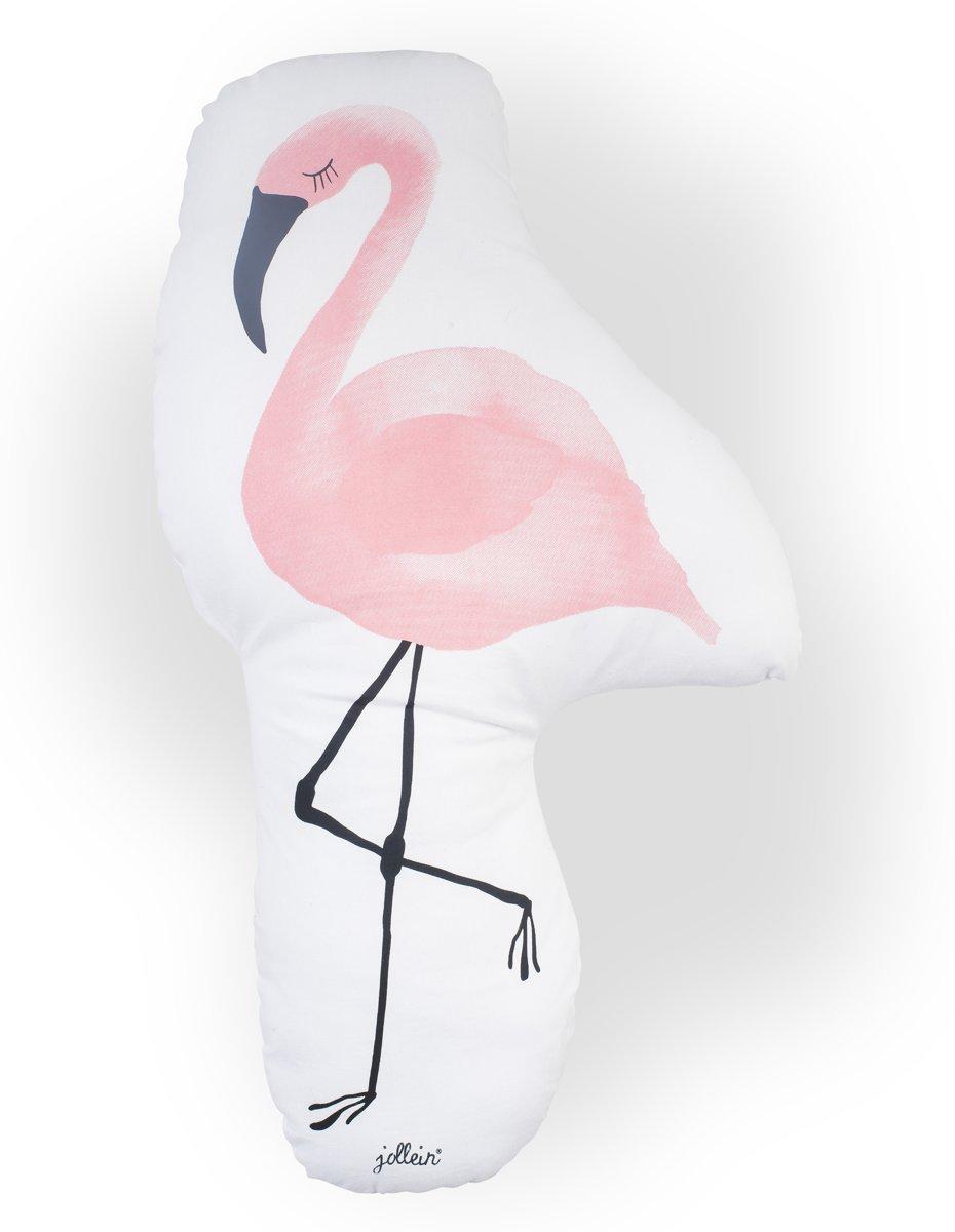 Jollein Kussen Flamingo