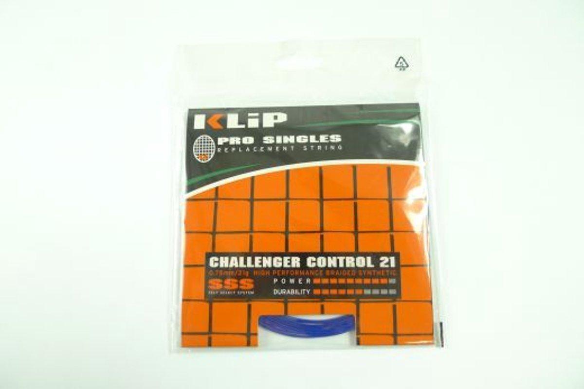 Klip Challenger Control badminton pro string set power kopen