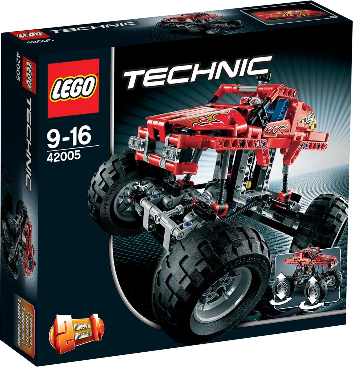 LEGO Technic Monster Truck - 42005