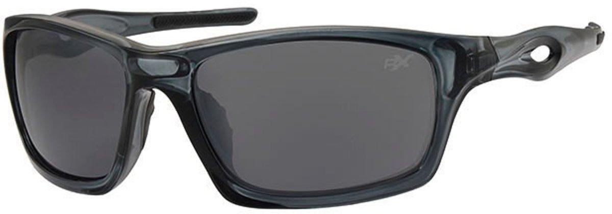 Revex Sport Sportbril Zwart Transparant Polrx7029 kopen