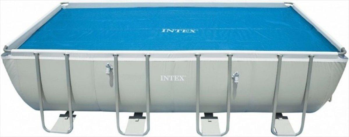 Intex solarzeil 7,32 x 3,66 meter