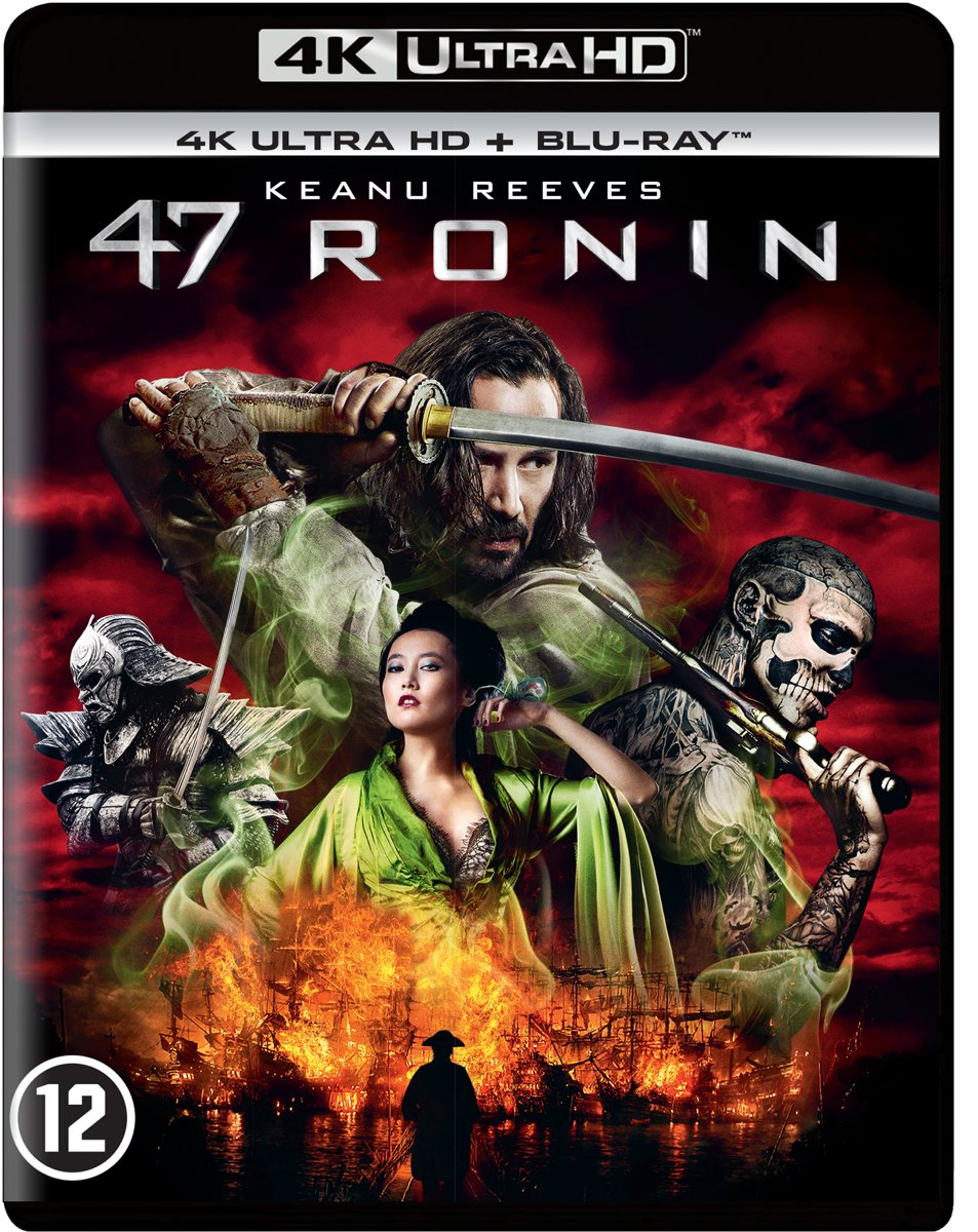 47 Ronin (4K Ultra-HD Blu-Ray)-