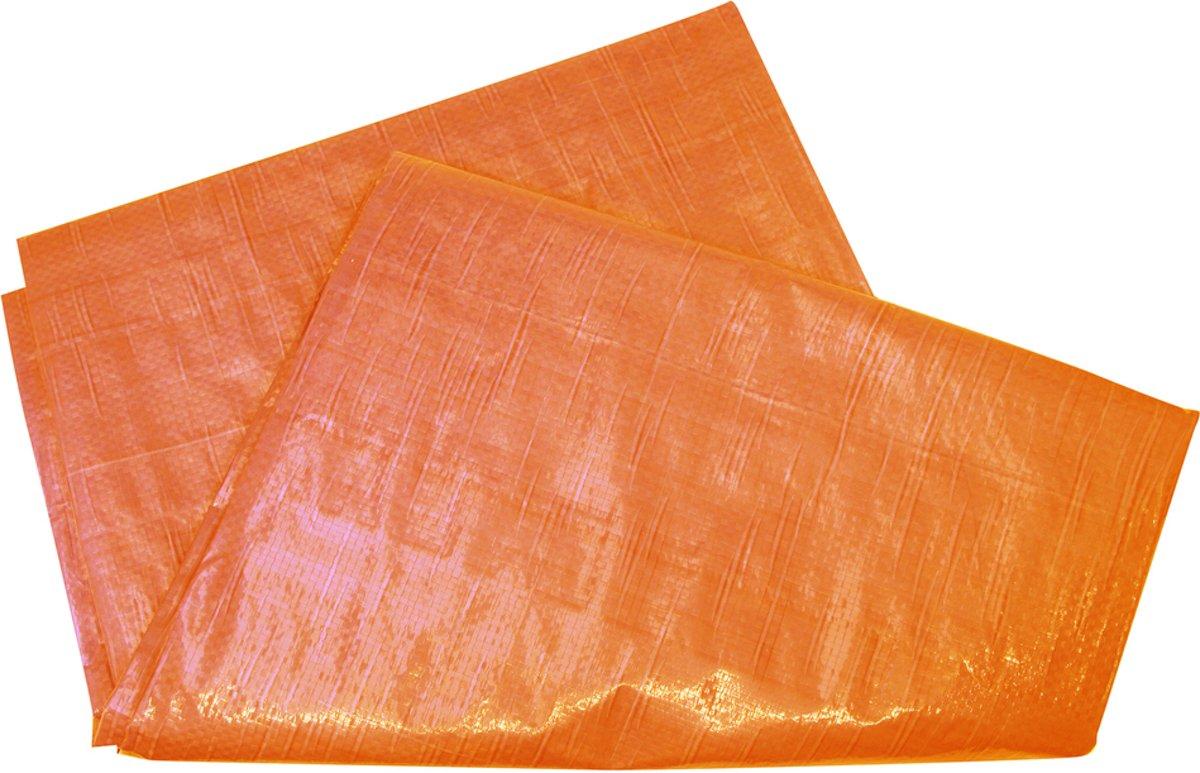Expert dekkleed oranje 3 x 2 m