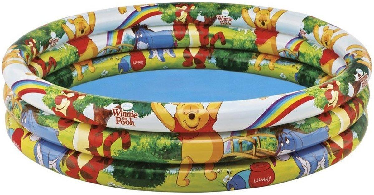 Intex Winnie the Pooh kinderzwembad Groen