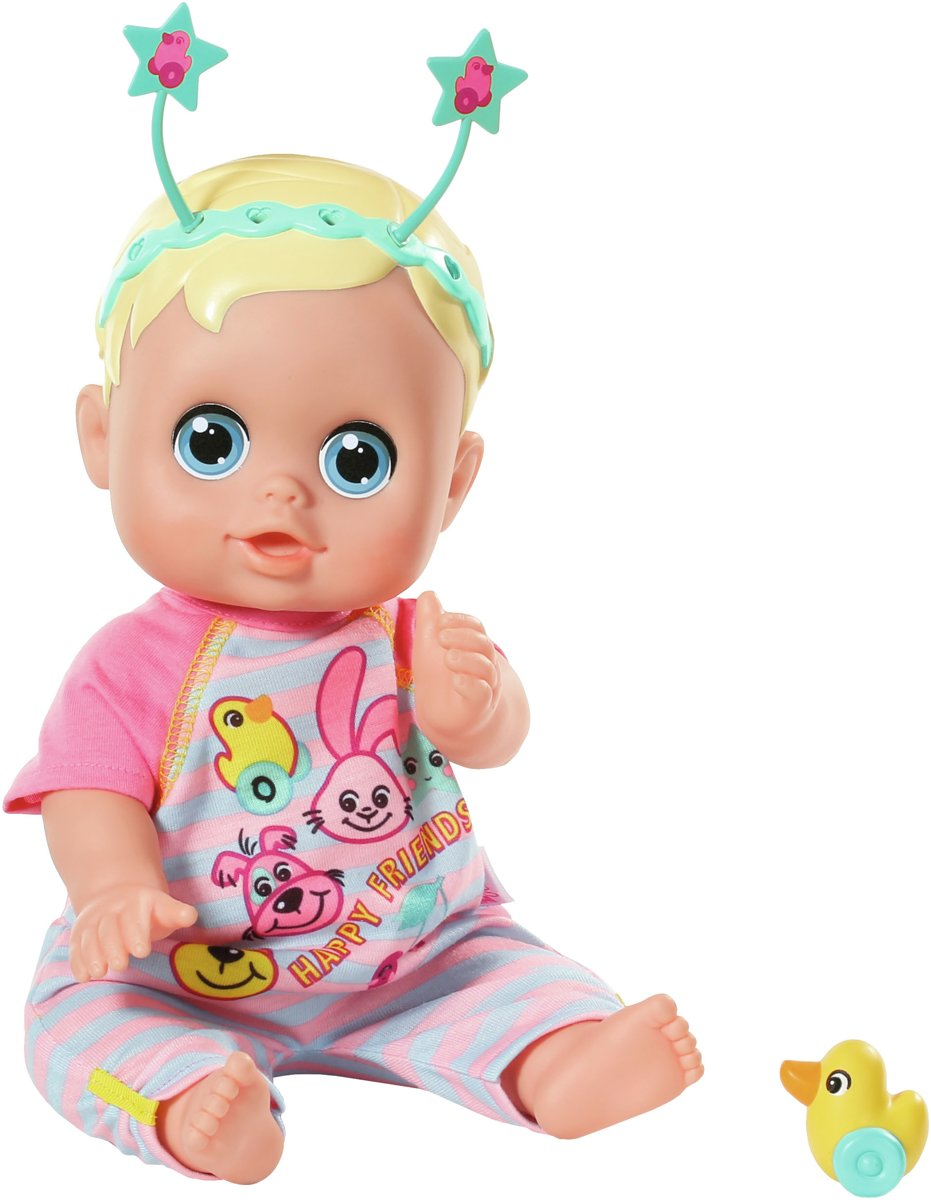 BABY born® Funny Faces Stuiterende Baby