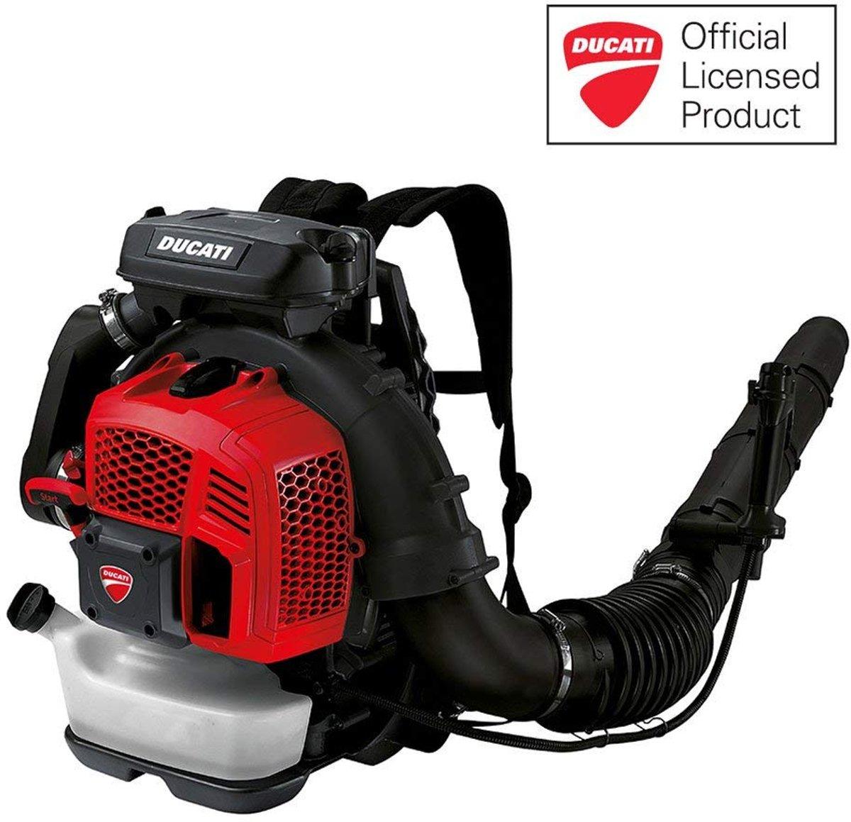 Ducati DBL-BP 7600 benzine rugbladblazer 385 km/h - 3100W