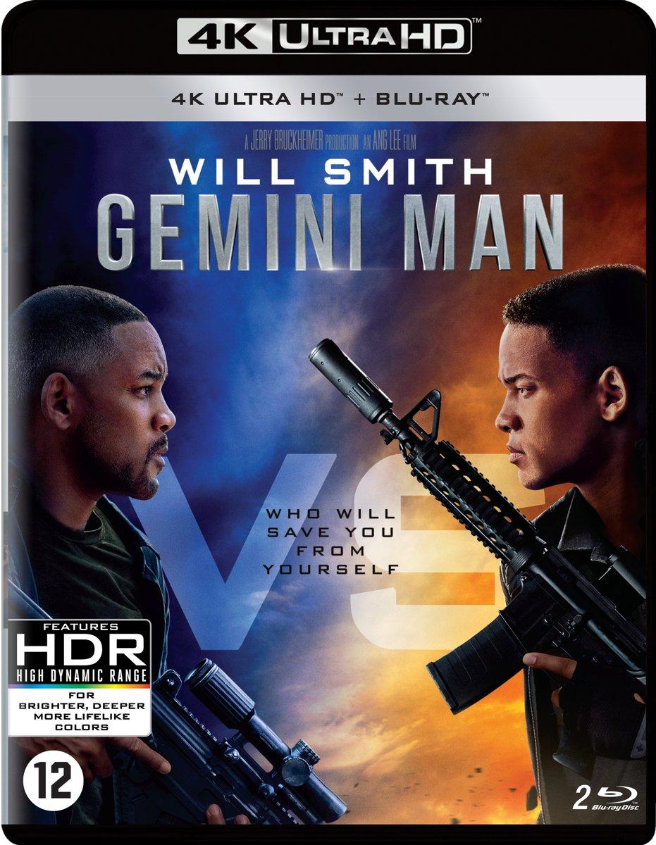 Gemini Man (4K Ultra HD)-