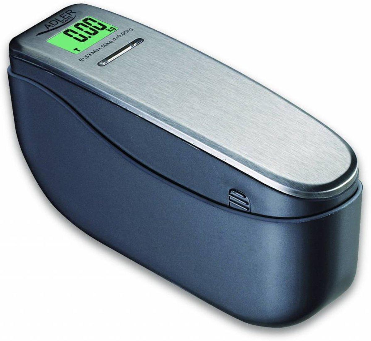 Adler AD-8126 electrische bagage weegschaal kopen
