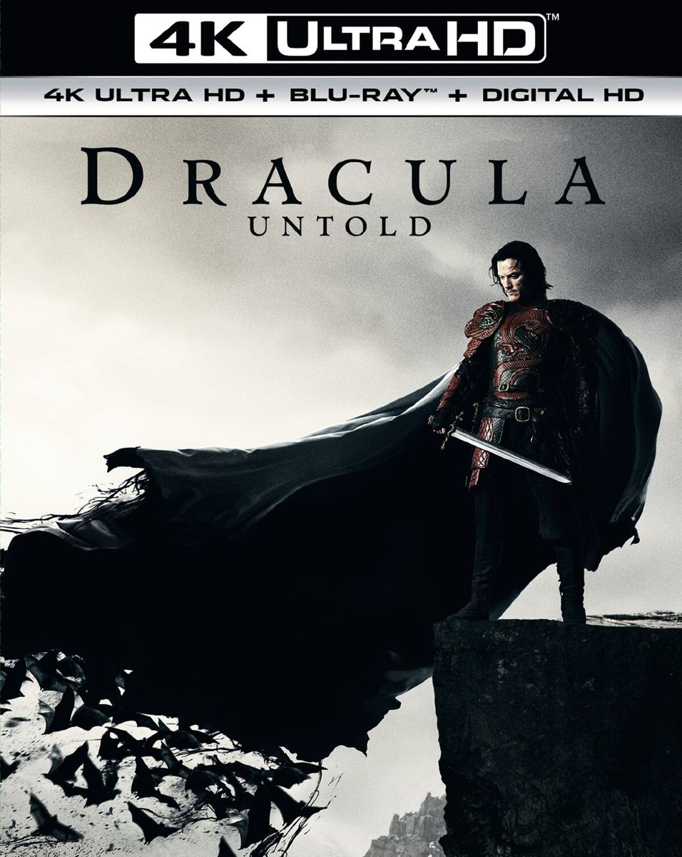 Dracula Untold (4K Ultra HD Blu-ray)-