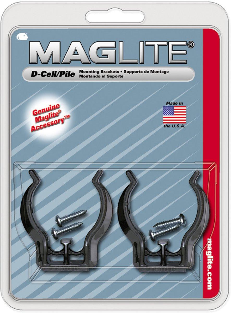 MagLite USA - Wandklemmen - Voor D-Cell staaflamp kopen