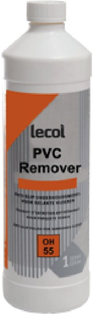 Lecol OH-55 PVC Remover 1 ltr kopen