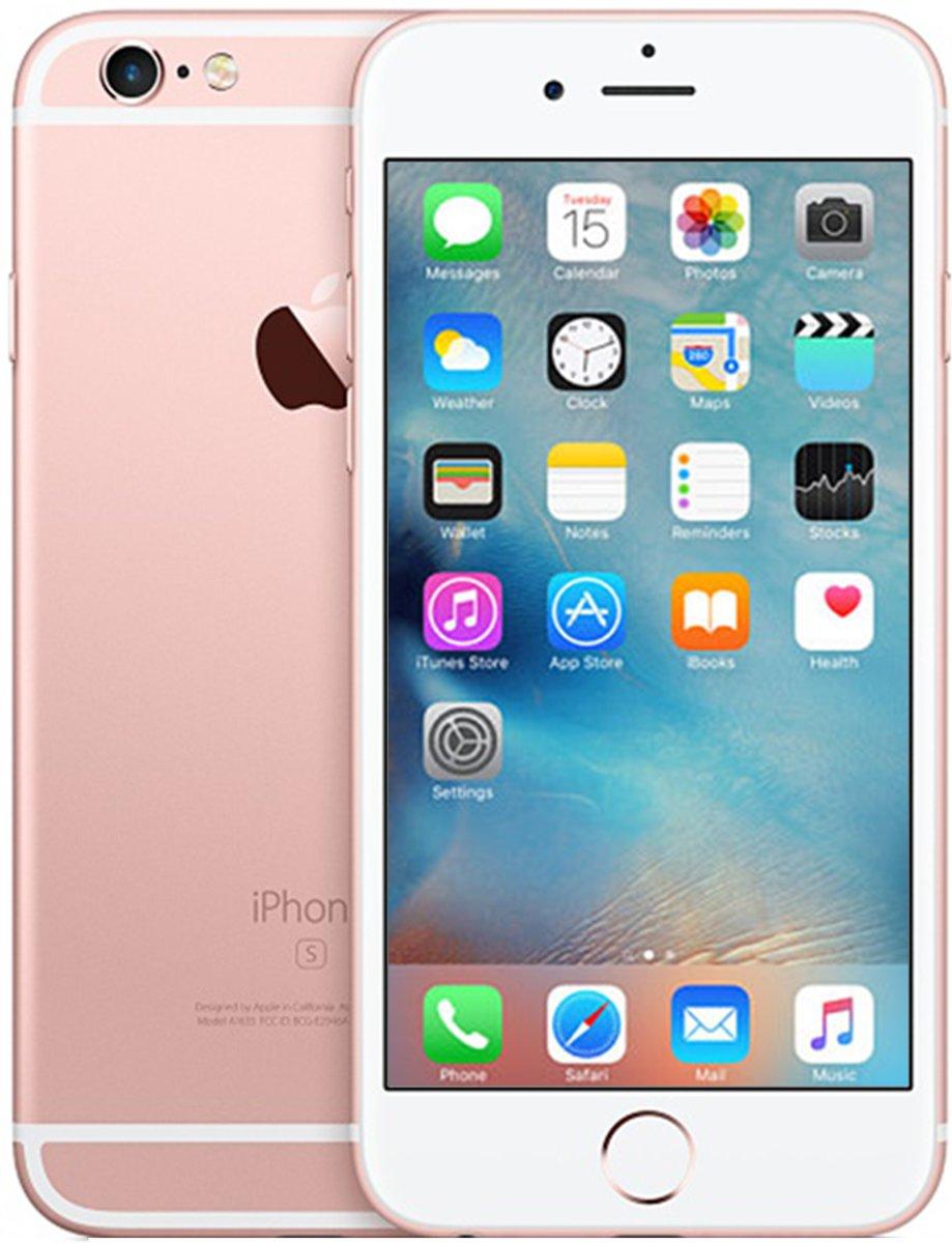 Apple iPhone 6s refurbished door Renewd - 16GB - Roségoud kopen